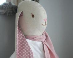 Resultado de imagen de como hacer muñeco conejo estilo tilda