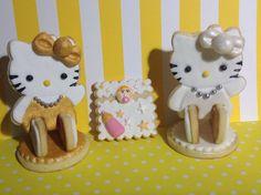 My Hello Kiity Cookies 3d