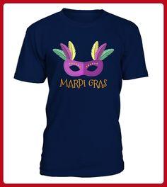 Mari Gras Mask - Karneval fasching shirts (*Partner-Link)