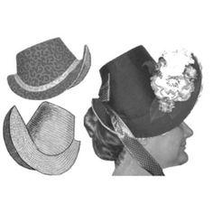 Amazon Drygoods - 1880's French Bonnet Frame Pattern, $11.00 (http://www.amazondrygoods.com/products/1880-s-french-bonnet-frame-pattern.html)