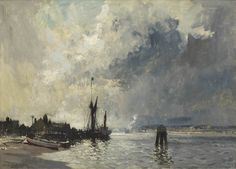 Edward Seago | The Spritsail Barge