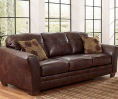 Leather Sofa Jeromes