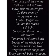 Bring me the horizon Bring me the horizon ❤ liked on Polyvore featuring quotes, phrase, saying and text