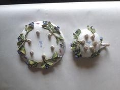 Meissen Sammeltasse Tasse plastische Blumen Blüten Porzellan 1880 in Antiquitäten & Kunst, Porzellan & Keramik, Porzellan   eBay!