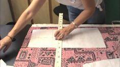 Alta Costura Clase 11, Cortando trazo Falda en tela