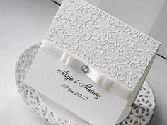 Visit the post for more. Diy Wedding, Place Cards, Wedding Invitations, Container, Place Card Holders, Scrapbooking, Weddings, Wedding Cards, Floral Arrangements