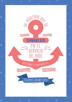 Lema de la Mutual 2015 - Carteles para Imprimir y decorar el salón de las Mujeres Jóvenes!