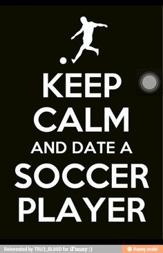 Date a soccer player ⚽