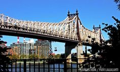 Queensboro Bridge - Movie Geek's New York by Travellst.com