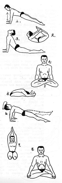 Kundalini Yoga for the memory