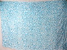 blue swirl on white sarong pareo Swimwear apparel clothing USA $5.25 - http://www.wholesalesarong.com/blog/blue-swirl-on-white-sarong-pareo-swimwear-apparel-clothing-usa-5-25/