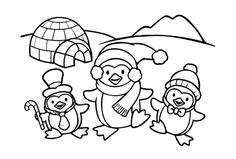 You can collect as many penguin coloring of those images on our website https://coloring-forkids.com/, print them out on paper and make a coloring book.