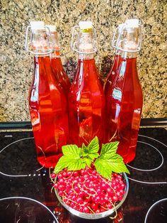 Marmelade Recipe, Czech Recipes, Home Canning, Mojito, Hot Sauce Bottles, Preserves, Lemonade, Pickles, Herbalism