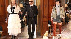 Cara und Kendall in Chanel: Die Macht der Tracht