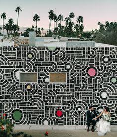 Joel Bedford Photography; Ace Hotel Palm Springs Wedding;