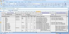 Download Excel2GED for free. Excel genealogy sprdsht w/ macro for converting data to gedcom format. Excel genealogy spreadsheet with macro for converting data to gedcom format. Unlike other similar Excel2gedcom converters, family relationships are preserved .GEDCOM generation is initiated with a push of a VBA coded macro button.