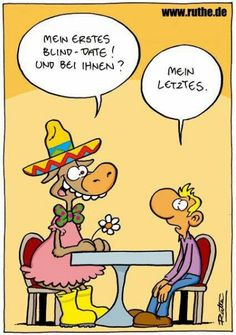 Letztes Blind-date!