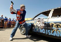 "#LetsGetWeird, Islander fans.  The Islanders CAN'T ""crush"" the Pens!"