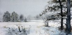 Gray Winter Day - #2