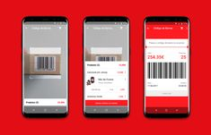 Barcode Scanner App, Mobile App Ui, Christmas Crafts, Shots, Designers, Apps, Continents, Projects