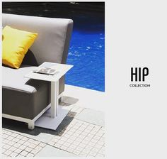 Our Hip Collection with side tables represents a piece of contemporary furniture that is functional as it is aesthettically superior. With its simple linear form and luxurious modern Sunbrella fabric this collection represents the only seating solution you will need in your living or entertainment area  #divanoliving #outdoormeetsindoor #patiofurniture #outdoorfurniture #patio #garden #gardendesign #luxury #luxuryhome #contemporary #contemporaryfurniture #style #home #homesweethome #design