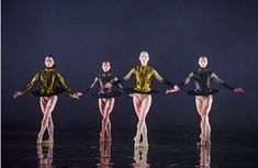 Woolf Works review – Royal Ballet at the Royal Opera House