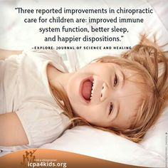 Need more reasons to bring in your kids for a chiropractic adjustment? ‪#‎pediatric‬ ‪#‎chiropractic‬ ‪#‎MiamiBeach‬