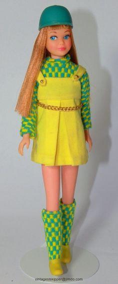 Mod Fashions #1 - Skipper Doll Website (Barbie's little sister)