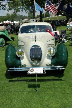 1938 Talbot-Lago T23 Image