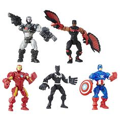 Marvel Super Hero Mashers Multi Pack - The Entertainer - The Entertainer