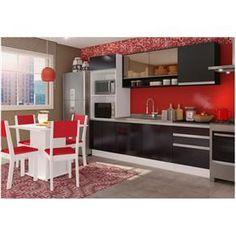Cozinha Compacta Glamy Angela - Madesa | CasasBahia.com.br
