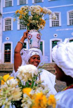 O que eh que a Baiana tem? Pelourinho, Salvador, Bahia