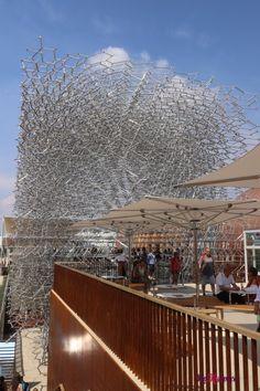 EXPO 2015 Padiglione Regno Unito | www.romyspace.it
