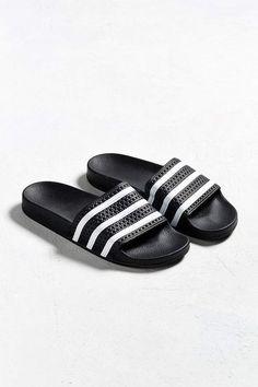 e552609bf9b52 adidas Adilette Core Slide Sandal