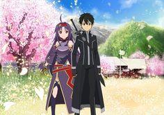 Kirito x Yuuki~Sword Art Online