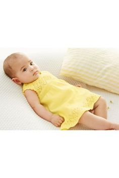 Buy Knitted Pointelle Dress (0-18mths) online today at Next: United States of America