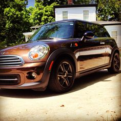 My car <3 #minicooper #love