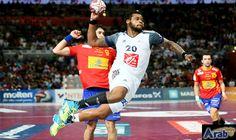World handball championship results