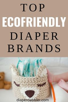 Find out what other Moms are buying and loving when it comes to disposable eco-friendly diapers #diapers #ecodiapers #newborn Diaper Brands, Getting Ready For Baby, Cloth Diapers, Infant, Eco Friendly, Things To Come, Accessories, Baby, Baby Humor