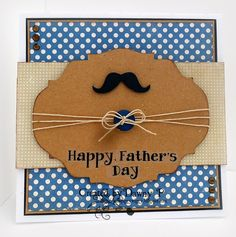 Created by Dawny for the Masculine/Father's day challenge at Simon Says Stamp. June 2013