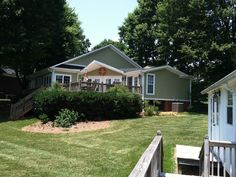 House vacation rental in Mooresville from VRBO.com! #vacation #rental #travel #vrbo