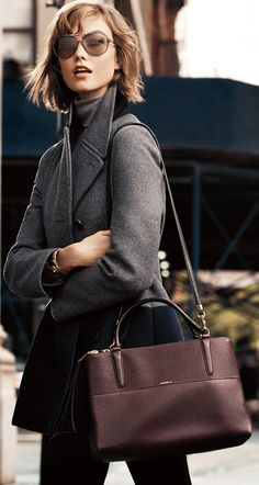 Coach Borough Bag | Shop the newest Coach handbag, the Coach Borough Bag.....OBSESSED with this bag...but it's excluded from all discounts & promotions
