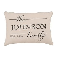 Household Present Personalised Customized Pillow House Decor. *** See more by visiting the picture