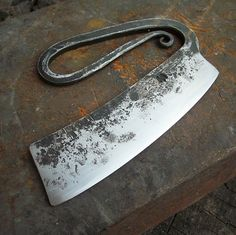 Forged Kitchen Chopper