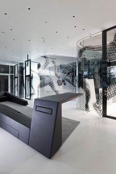 adidas Laces by kadawittfeldarchitektur in Herzogenaurach, Germany