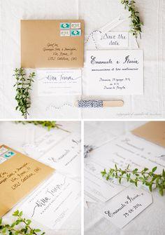 Wedding suite per Emanuele e Ilaria #italianwedding #italianstyle #calligraphy #calligrafia
