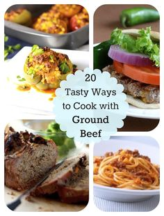 25 terrific recipes to make with ground beef deep south