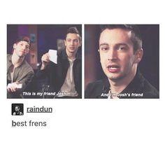 Not yours. He's Tyler's.