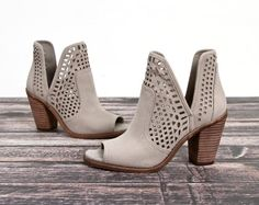 Jessica Simpson Booties are a must have for spring!