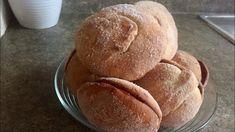 Pan dulce 🍞🍩BESOS/YOYÓS receta!!!!